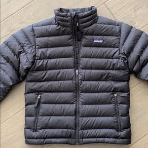 Patagonia youth down sweater size medium
